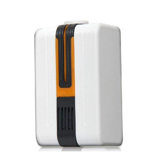 Free shippingPortable Negative Ion Air Purifier Ozonator Air Cleaner Oxygen Bar Purify Air Kill Bacteria Virus Ionizer