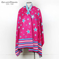 Luxury Designer Women Winter Scarf and Coats Oversize Stole Blankets Good Quality Soft Tartan Poncho Cape Whith Tassel