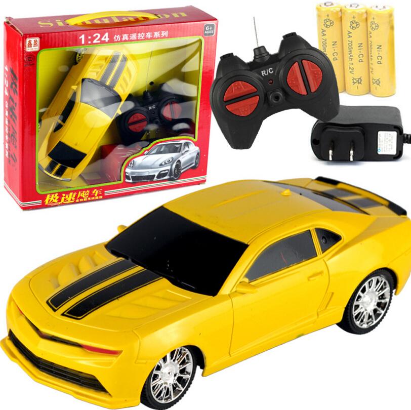 Toy Remote Control Cars For Boys : Channel rc car wireless radio remote control