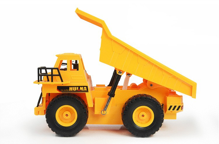 RC construction car remote control toy car engineering vehicles mining machine truck RC contruction toy excavator free shipping(China (Mainland))