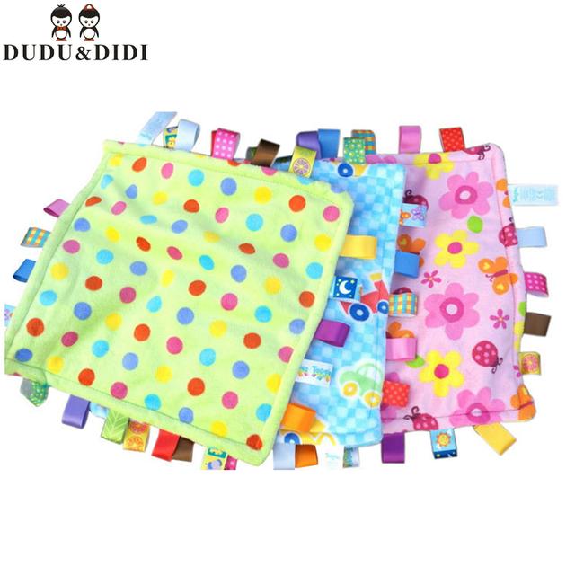 30 * 30 см успокоить полотенце детские спокойно салфетки детские полотенце YYT015-YYT021