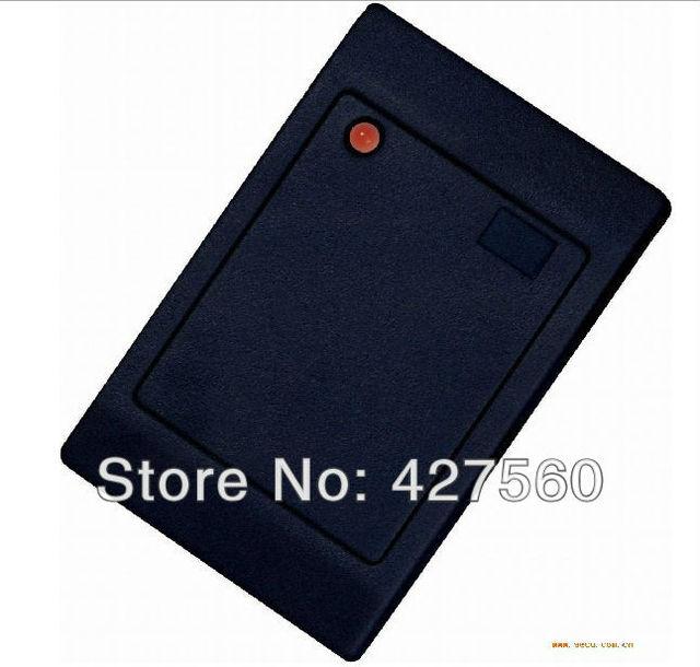 Free Shipping Waterproof ID Card Wieg Rfid readerd Reader/125KHz Proximity Reader