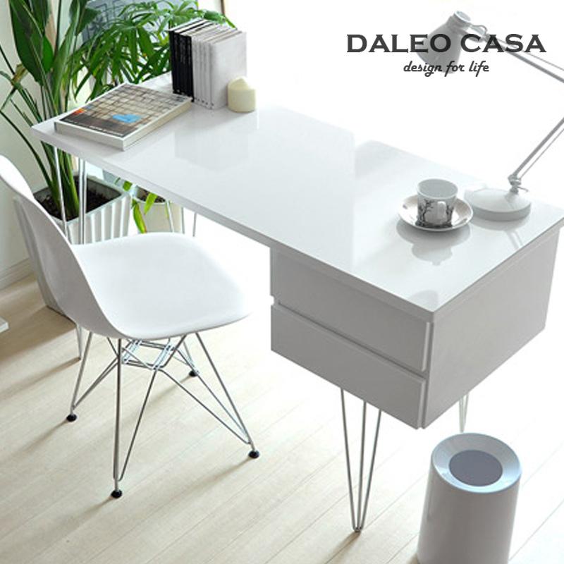 New nordic ikea ikea style fashion designer computer desk for Table a couture ikea