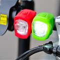 Leadbike New Silicone ABS Bicycle Light LED Bike Warning Lights Always Flashing Bionic Lizard Shape Waterproof