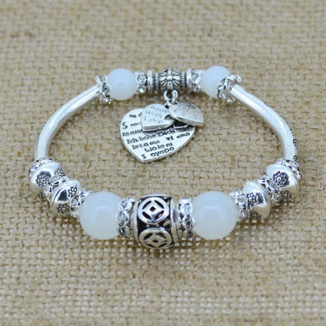 Charm Type Bracelet