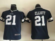 All stitched Youth Dallas Cowboys Kids children 11 Cole Beasley 50 Sean Lee 21 Ezekiel Elliott #88 Dez Bryant(China (Mainland))