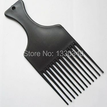 Pick Combs woman man hair Pocket Sized Travel DETANGLE AFRO lift Comb wig pik Pick Pic styling tools(China (Mainland))