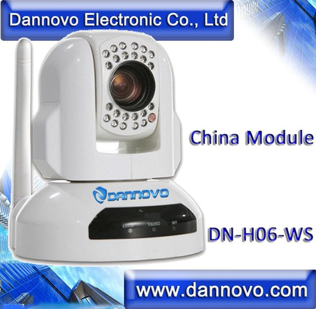 DANNOVO China Module Wireless IR PTZ High Speed Dome IP Camera CCD WiFi IR 10x PTZ IP Camera Network PTZ IR IP Camera Wireless