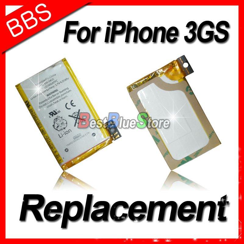 iphone 3gs battery ,original fast shipping,best price aliexpress, retail 5 pieces / lot - BestBlueStore Electronic Co., Ltd. store