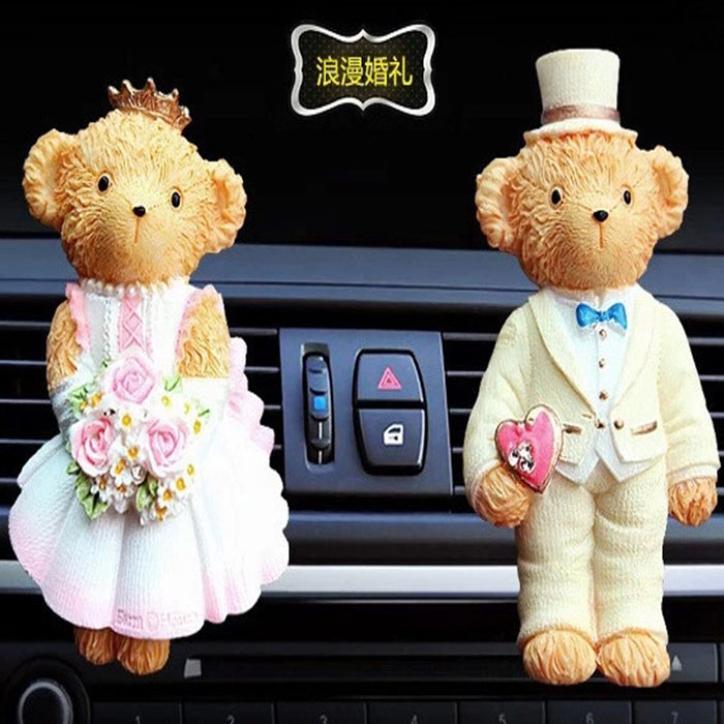Hot Marketing 2Pcs Car Perfume Air Freshener Car Air-conditioning Outlet Vent Balm Perfume May13(China (Mainland))
