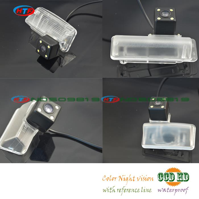 wire wireless ccd LEDS Car rear view parking Camera for Toyota LEVIN avanza (Indonesia) Reiz Lexus ES250 ES 250 reversing assit(China (Mainland))