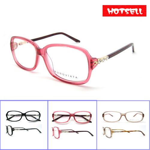 Ladies Eyeglass Frames 2014 : Hot 2014 new arrival colorful women glasses rhinestone ...