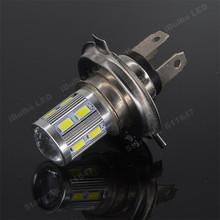 H4 12 SMD 5730 Car Fog Light 5630 Brake Lamp Turn Signal Auto Bulb Q5 Canbus OBC Error Free Super Bright - Mazali Fashion Store store