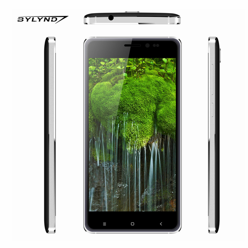 """Original BYLYND M7 cell Android 5.1 China SmartPhones 1G RAM 8G ROM 8MP quad core 5.0"""" mobile Phones unlocked 1280*720 HD(China (Mainland))"""