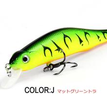 Розничная продажа A + рыболовные приманки, разные цвета, minnow crank 80 мм 8,5 г, магнитная система. Bearking 2016 горячая модель crank bait(China)