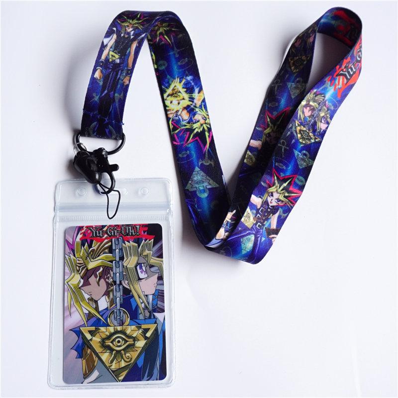 Yu-Gi-Oh Keyring//Keychain Badge Rare Original Multiple Designs Collectible Gift
