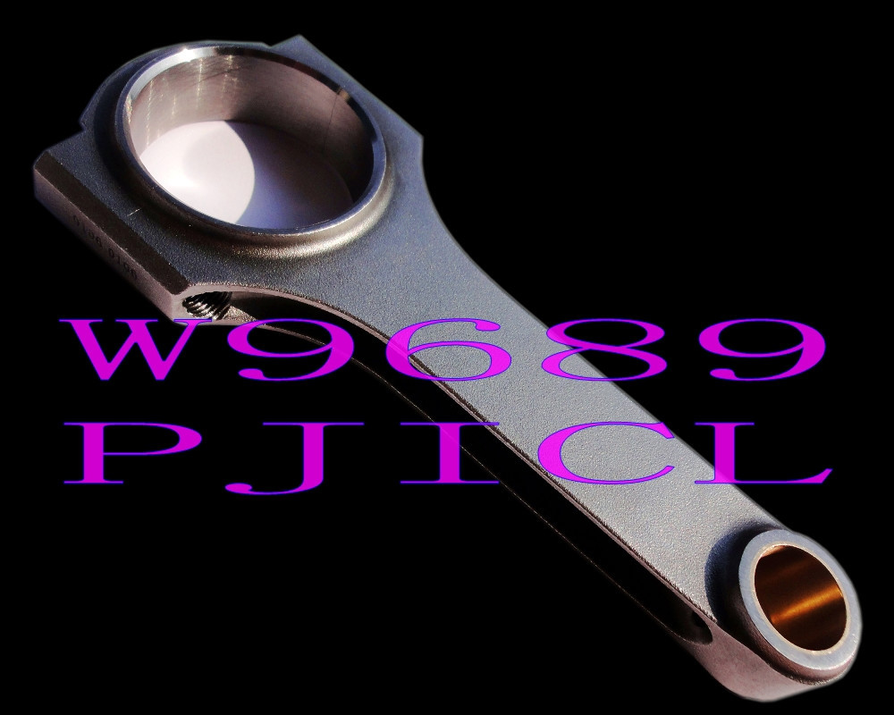 XU9JA connecting rod for Peugeot 205 GTI Peugeot 309 GTI 1 9 tuning WRC engine parts