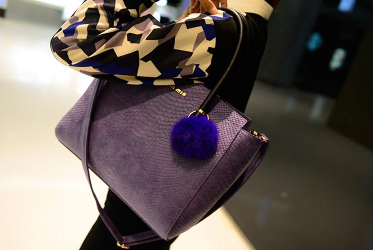2015 designer handbags high quality bags Snakeskin pattern handbags women famous brands Fashion shoulder bags Free shipping(China (Mainland))