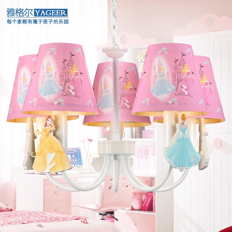 Free Shipping Children Bedroom Lamp Room Chandelier Nordic