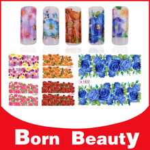 nail decal promotion