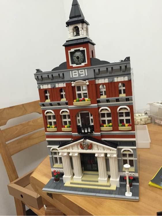 Ferris Wheel 2518pcs Constructing Bricks Block Mini Road Set Suitable With Lego Creator Lepin 10247 15012
