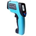 GM550 50 550 C Digital infrared Thermometer laser Temperature Gun Pyrometer Aquarium Emissivity Adjustable
