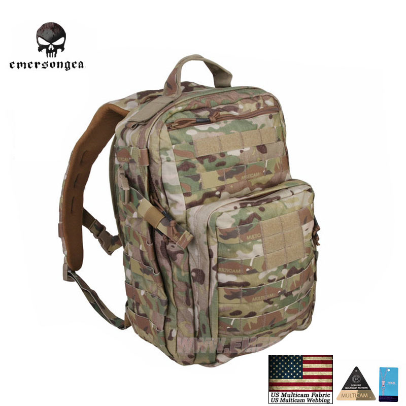 Emersongear Tactical 21 liter City Slim Backpack  Men Military Hunting Camping Backpack<br><br>Aliexpress