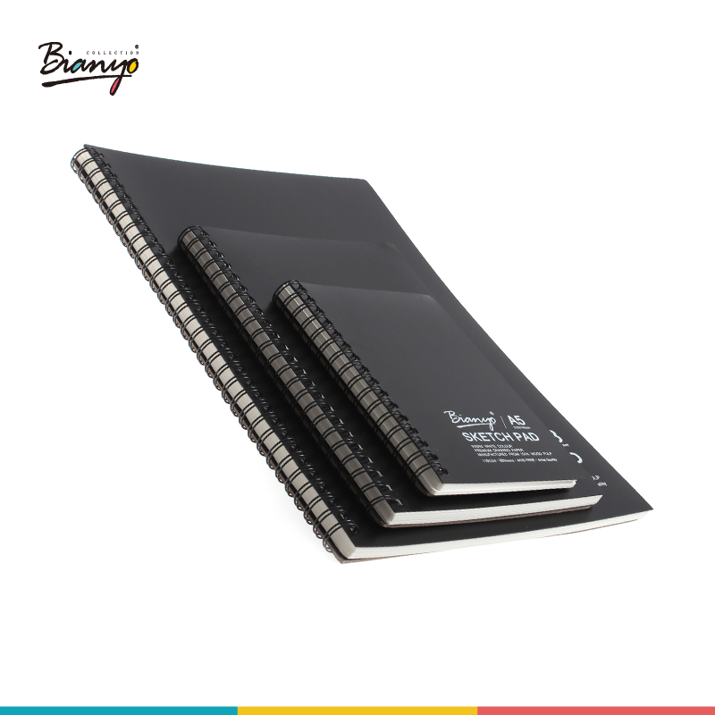 Гаджет  A3 A4 A5 110g Vintage New Sketch Book Notebook Notepad SketchBook for Paiting Drawing Diary Journal Creative Gift  None Офисные и Школьные принадлежности