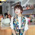 CN RUBR Fashion Women S Scarf 15 Colors Chiffon Scarves For Women Long Section Soft Echarpes