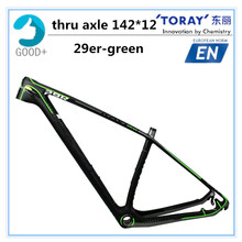 27.5/29er chinese carbon frames 15/17/19 inches 29 carbon mountain bike frameset good quality carbon mtb frame good quality(China (Mainland))