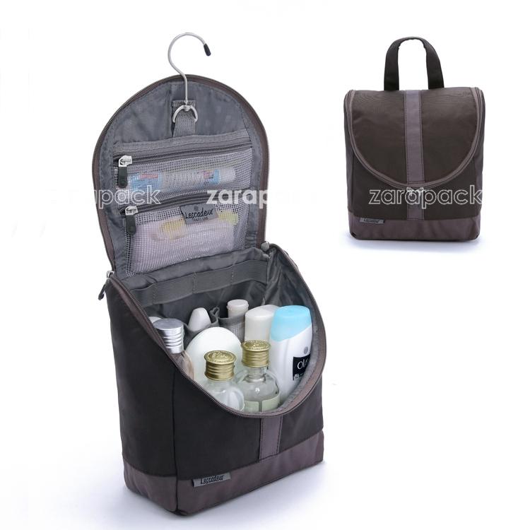Wholesale Designer Brand Elegant Black Large Hanging Multi Functional  Toiletry Cosmetic Bag Travel Organizer Bag Free Shipping. Wholesale Designer Brand Elegant Black Large Hanging Multi