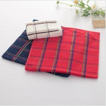 Free shipping ! wholesale low price 34*72cm 5pcs/lot 100% cotton absorbent oft towel ,face cloths,washer towel,hand towel