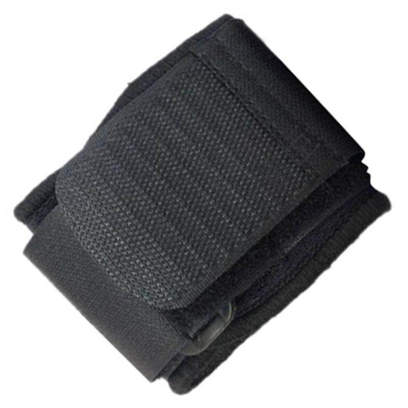 JHO-Adult Black Neoprene Wrap Compression Wrist Brace Support(China (Mainland))