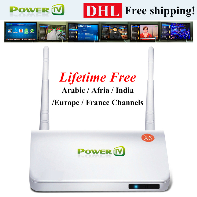 Fast / Free shipping, Arabic iptv box free forever No monthly fee free streaming, Arabe Europe sport Africa Channels streamer