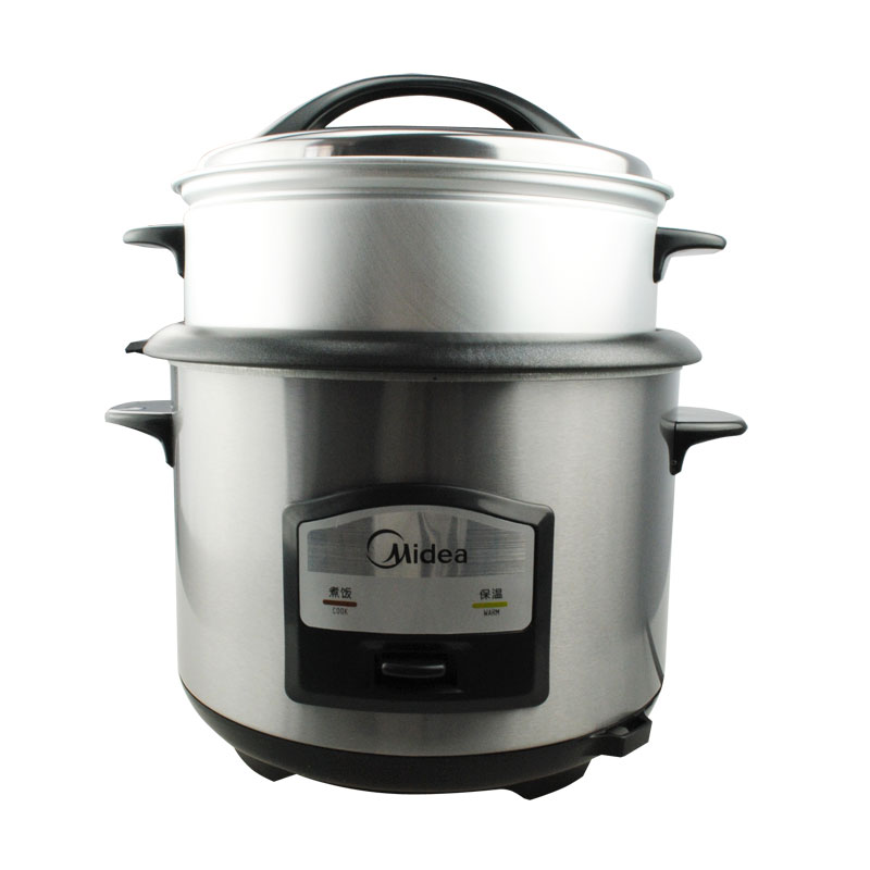 Beauty Electric Rice Cooker Beauty Midea Th457a Stainless Steel Heat Preservation
