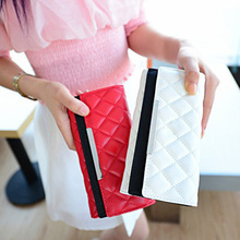 2015 France Fashion Women Coins Purse Leather Wallets Ladies Standard Billfold Designer Wallets Famous Brand Women