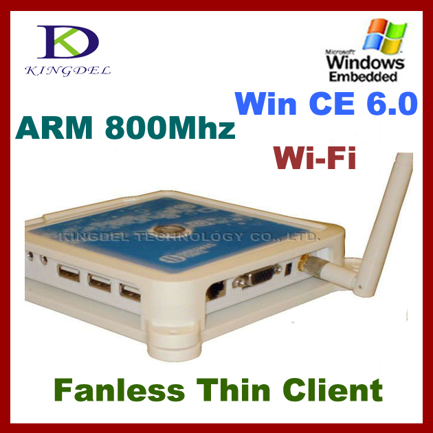 Thin Client Ncomputing N380 PC Station with ARM11 800Mhz, 32 Bit, WIFI, Microphone(Hong Kong)