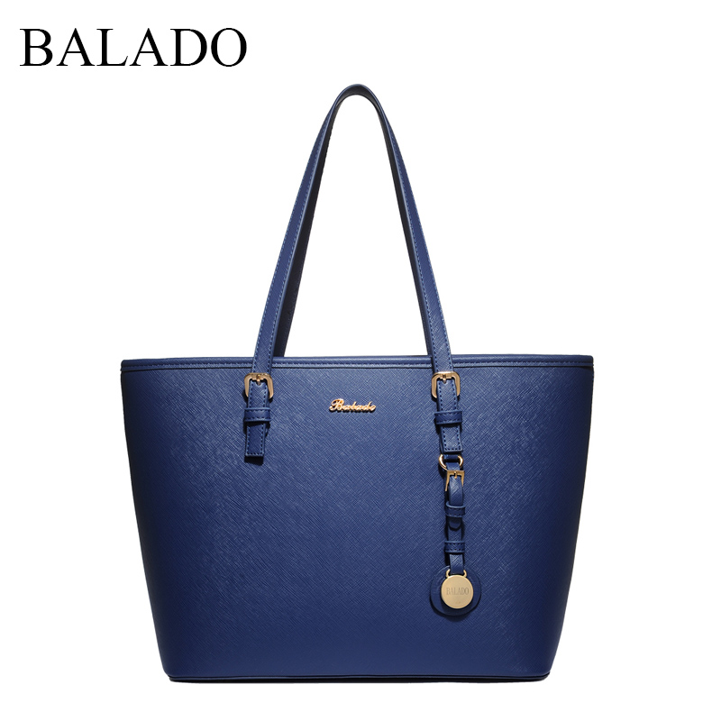 BALADO factory Outlet 2016 spring new solid color simple design shoulder bag Mass messenger bag Crossbody women bag