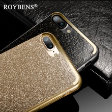 Buy iPhone 7 Plus iPhone 7 Case Luxury Ultra Slim Bling Glitter Powder TPU Case iPhone 7 7Plus Soft Silicone Gel Back Cover for $1.99 in AliExpress store