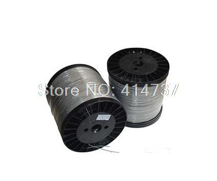 High Quality 100 meters 0.8mm 1*7 stainless steel wire rope,(China (Mainland))