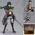 23cm High Quality Attack on Titan Model Eren Jager Action Figure Hot Sell Jager Figure with