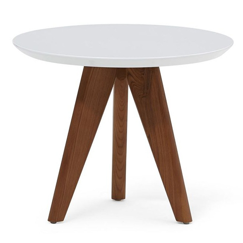Simple coffee table side table accent tables home furniture for living room roundtable corner Coffee and accent tables