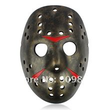 Freddy Vs Jason Theme Face Resin Masks Delicated Jason Voorhees Freddy Hockey Cosplay Masquerade Costume Props Mask 5pcs/lot(China (Mainland))