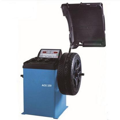 Car Tire Balancing Machines Tool Maintenance Equipment Garages AOS100(China (Mainland))