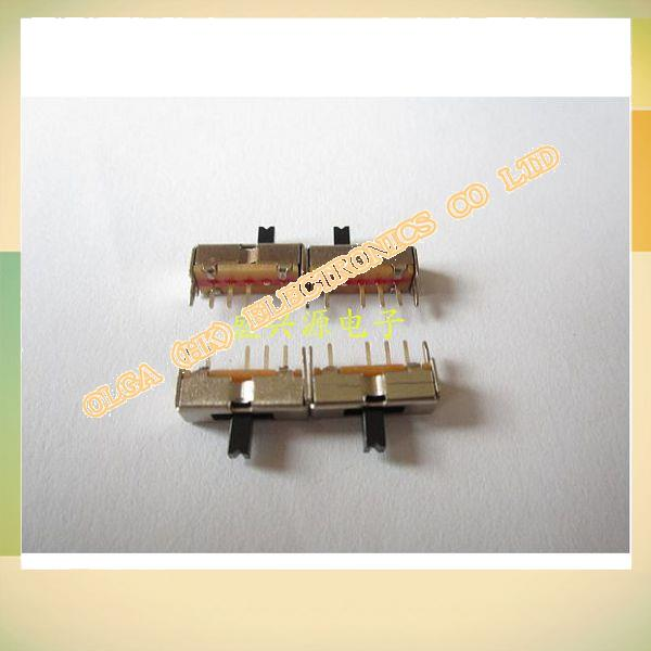 Medium toggle switch straight shank long intermediate pauses 4MM(China (Mainland))