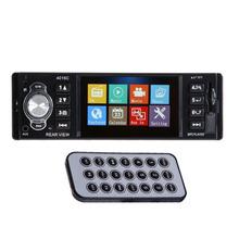 "Promotion! 12V Rear view camera 4.1"" TFT HD Digital Car MP5 Players Stereo FM Radios High Quality (China (Mainland))"