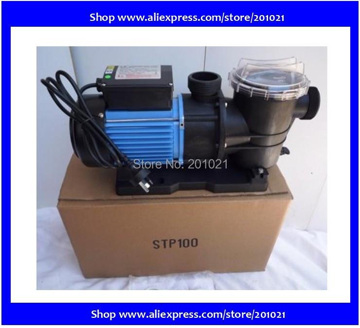 Whirlpool Lx Stp100 Swimming Pool Pump Hot Tub Pond Motor 750w 1hp Max Flowrate 275 L Min