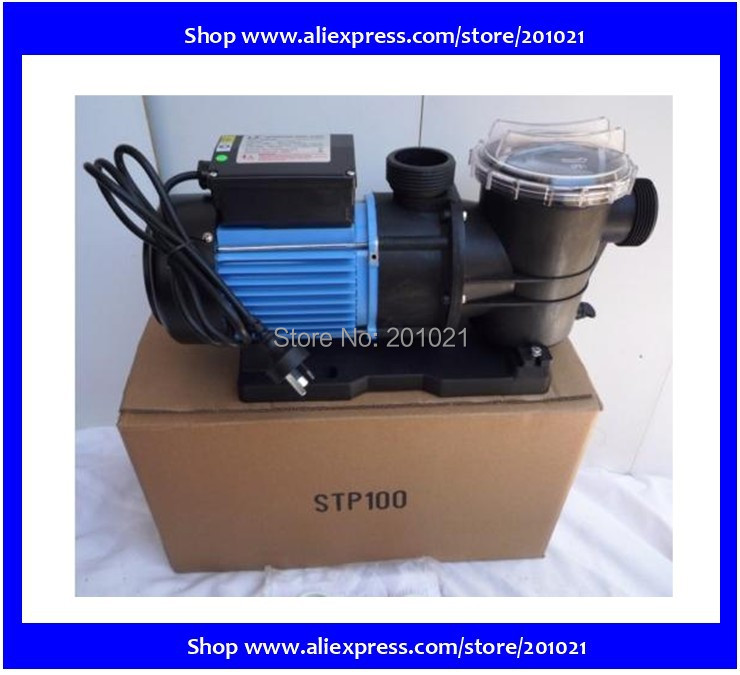 WHIRLPOOL LX STP100 SWIMMING POOL PUMP hot tub pond Motor 750W (1hp) Max Flowrate 275 L/min (16500 L/H) Max head 11M(Hong Kong)