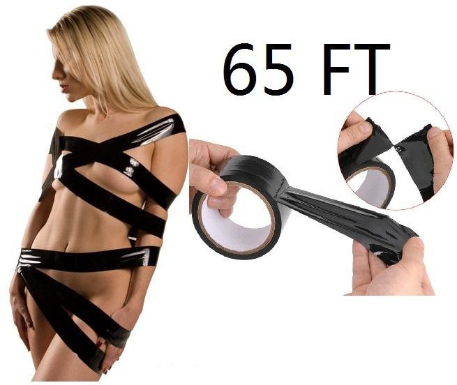 bondage tape sex erotik