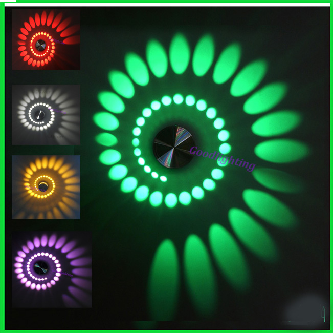 Гаджет  Free shipping Modern led light aluminum wall lamp 3W AC85-265V indoor decoration for Corridor Porch/Bedroom/background  None Свет и освещение